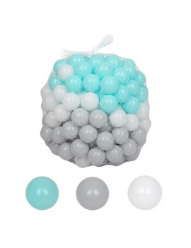 200pcs 5.5cm Fun Soft Plastic Ocean Ball Swim Pit Toys Baby Kids Toys 3 Color