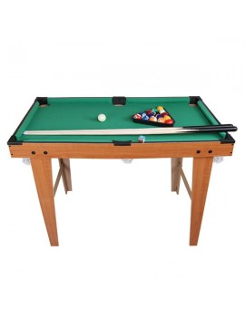 Mini Snooker Table Set Top Pool Game Billiard Ball Kid Children Toys